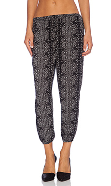 Soft Joie Janus Pants in Caviar