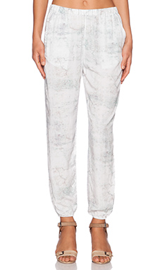 Soft Joie Morley Pant in Porcelain