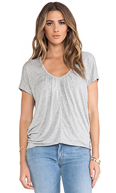 Soft Joie Chatela Blouse in Heather Grey