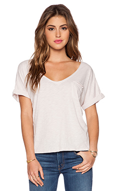 Soft Joie Novata B Top in Pale Violet