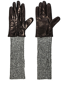 Soia & Kyo Carmel Gloves in Black