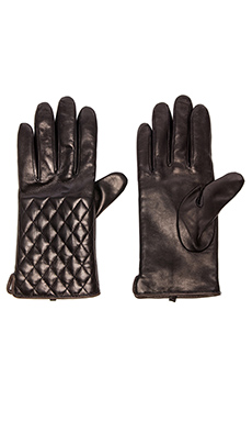 Soia & Kyo Luzzi Gloves in Black