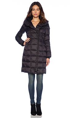 Soia & Kyo May Lightweight Down Jacket in Black