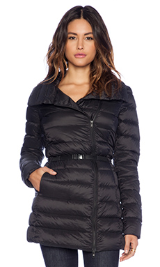 Soia & Kyo Vivian Light Down Jacket in Black