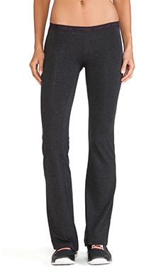 So Low Foxy Flare Pant in Heather Charcoal