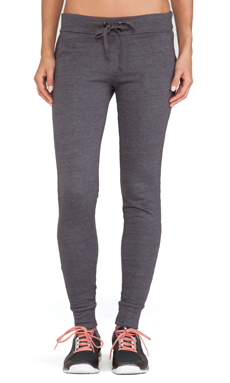 So Low Slouchy Pant in Carbon