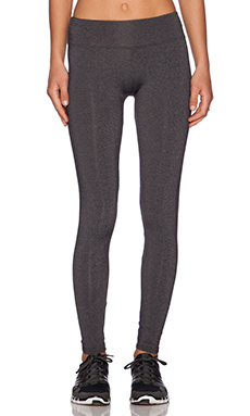 SOLOW Eclon Basics High Impact Legging in Heather Charcoal