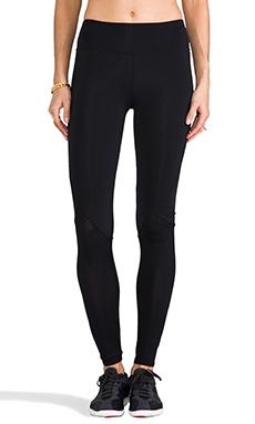 SOLOW Mesh Legging in Black