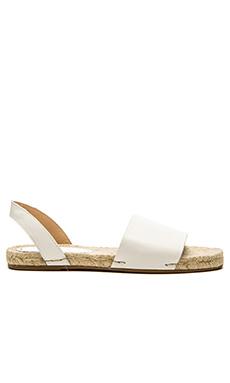 Soludos Slingback Sandal in White