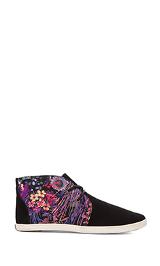 Soludos Chukka in Suede Print Rain Forest
