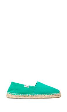 Soludos Dali in Emerald