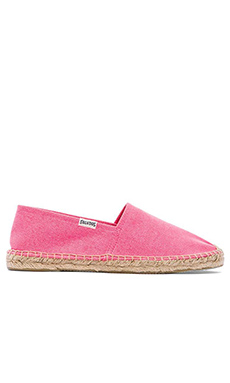 Soludos Dali Neon in Hot Pink