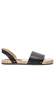 Soludos Slingback Sandal in Black