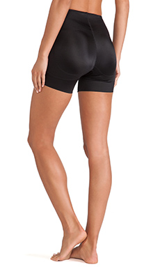 SPANX Simplicity Booty Booster Short in Black