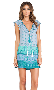 Spell & The Gypsy Collective Desert Wanderer Shift Dress in Dawn
