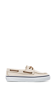 Sperry Top-Sider Bahama Washable in Bone
