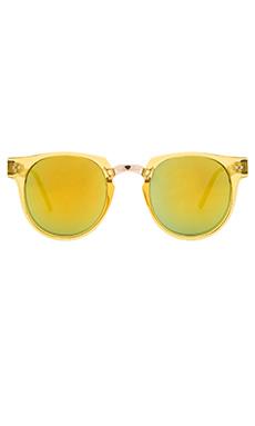 Spitfire Teddy Boy 2 in Yellow & Gold Mirror
