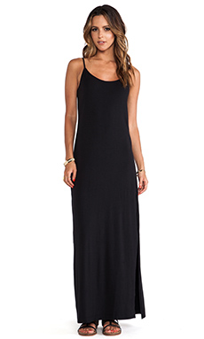 Splenid Maxi Dress in Black
