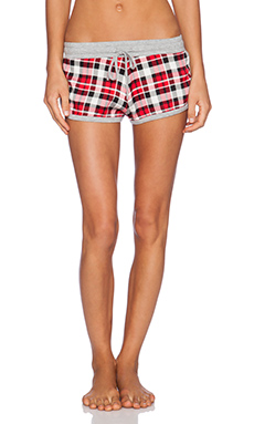 Splendid Piped Boxer in Retro Plaid