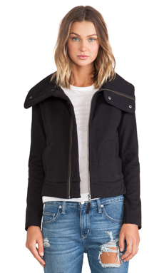Splendid Bridger Jacket in Black