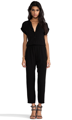 Splendid Jumpsuit in Black