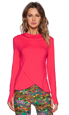 Splits59 Gia Performance Hoodie in Camellia