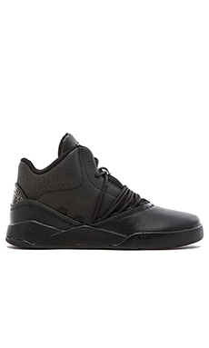 Supra Esteban in All Black