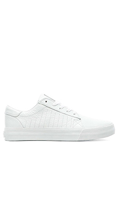 Supra Belmont in White