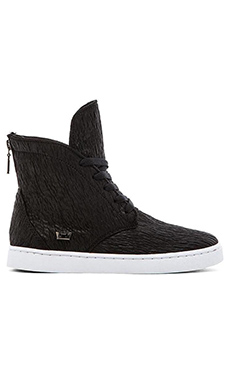 Supra Joplin Sneaker in Black