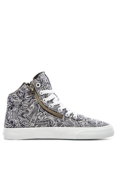 Supra Cuttler Sneaker in Cuttler & Grey