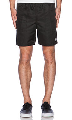 Stussy Tribe Shorts in Black