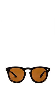 Stussy Luigi Sunglasses in Classic Tortoise