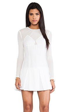 Style Stalker Only You Dress in White