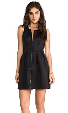 Style Stalker Word Dress in Black