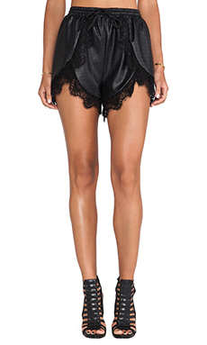 Style Stalker Only With You Short in Black