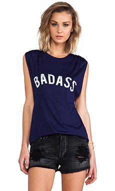 Style Stalker BadassTank in Indigo