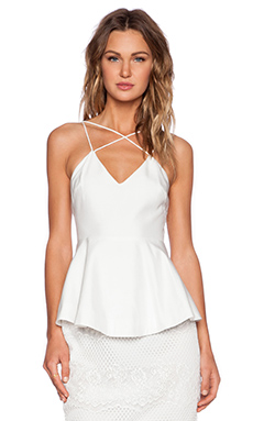 Style Stalker Mermaid Tank in White