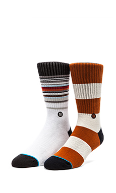 Stance 2-Pack in Waldorf & Chester