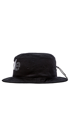 Staple Stealth Bucket in Black