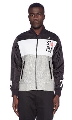 Staple Tour Jacket in Black