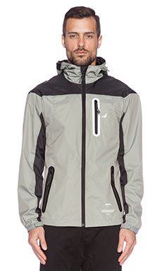 Staple Tech Jacket in Grey