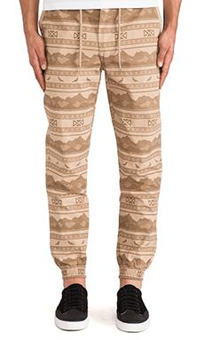Staple Kalahari Cuff Pant in Sand