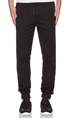 Staple Stealth Sweatpants in Black