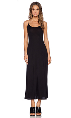 Stateside Maxi Dress in Black