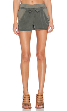 Stateside Jogger Short in Fern