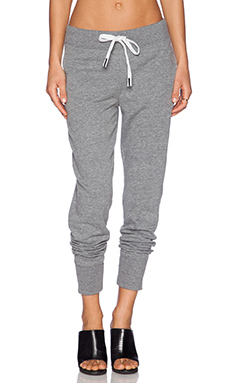 Stateside Sweatpant in Heather Grey