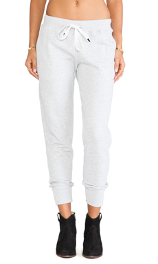 Stateside Sweatpants in Heather Gray