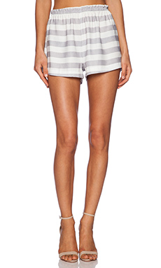State of Being Marle Stripe Short in Multi