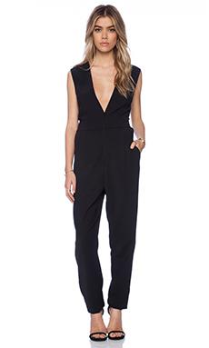 State of Being Juniper Pantsuit in Black