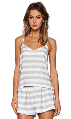 State of Being Marle Stripe Cami in Multi